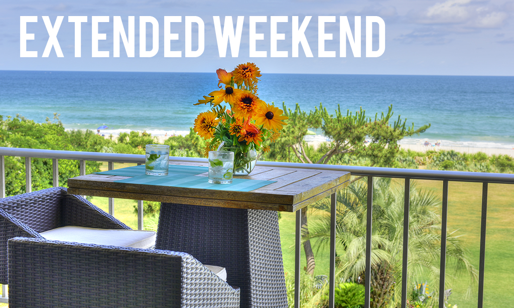 Extended Weekend Package