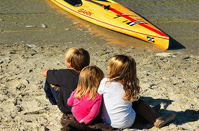 Adventures for Kids | Coastal Adventures with Blockade Runner