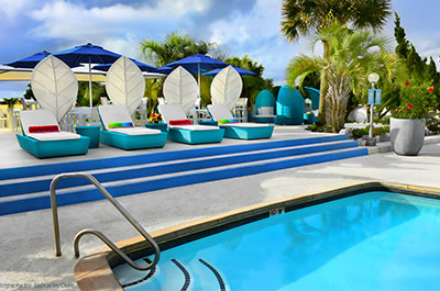 Sea Escape Pool at Blockade Runner