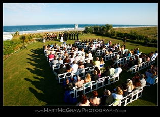 Ceremony on the lawns