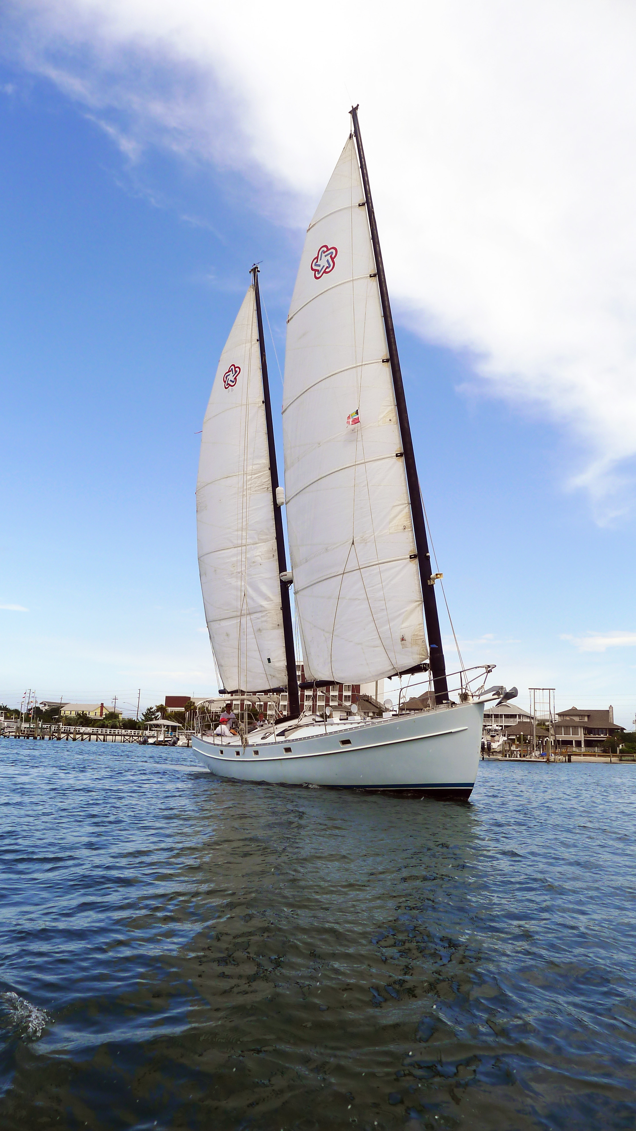 Enjoy Sailing The Beautiful Waters Of Wrightsville Beach
