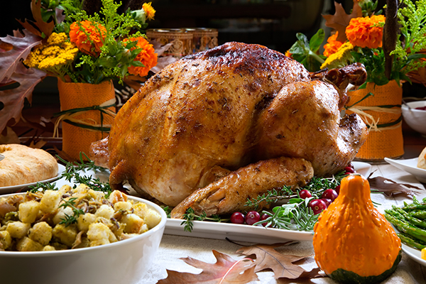 Thanksgiving Feast November 24 2016