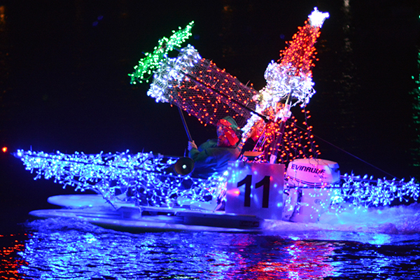 Every Year On The Saay After Thanksgiving Wrightsville Beach Gears Up Its Flotilla Parade For A Magical Harborfront Experience Of Boats