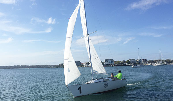 learn to sail in wrightsville beach north carolina east coast