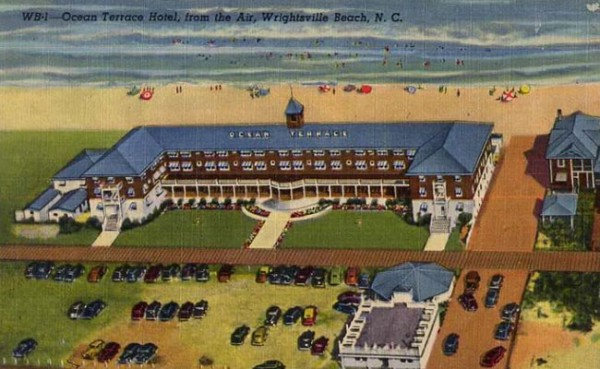 Nine Years After The Ocean Terrace Hotel Burned To Ground Blockade Runner Motor Was Built Over 50 Later Company Is Owned And