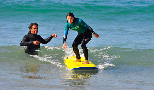 Surfing lessons and packages in wrightsville beach and wilmington north carolina